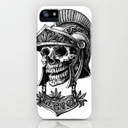 I'm a soldier iPhone Case