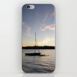 Come Sail Away. iPhone Skin