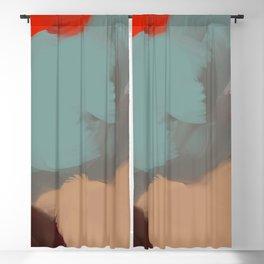 Broken Blackout Curtain