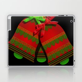 Christmas Bells Laptop & iPad Skin