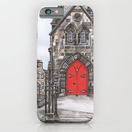 The Royal Mile iPhone Case