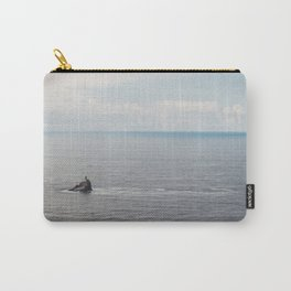 Lighthouse in the Sea Carry-All Pouch