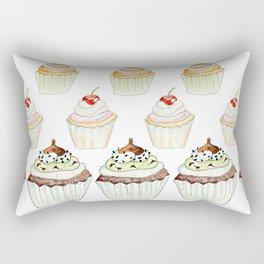 Have a Cupcake! Rectangular Pillow