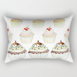Have a Cupcake! Rectangular Pillow