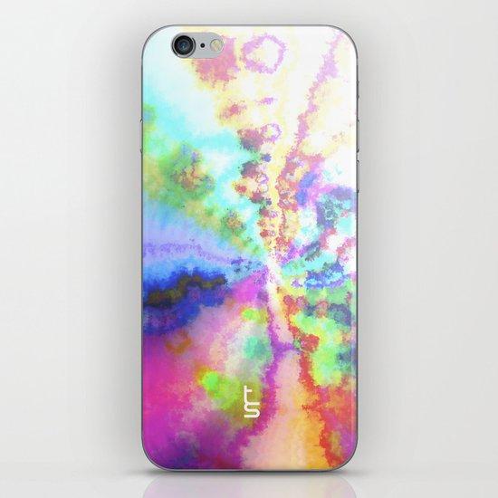Artistic Vortex III iPhone & iPod Skin