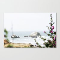 hiking Canvas Prints featuring Hiking by Catherine Coons Photography