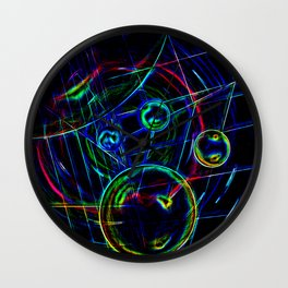 Atrium 55 Wall Clock