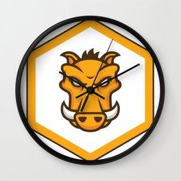 grunt js Task runner Developer grunt Stickers Wall Clock