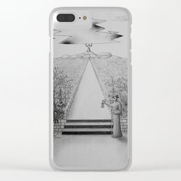 Judgment in Duat Clear iPhone Case