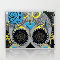 Diabolic Sugar Skull Laptop & iPad Skin