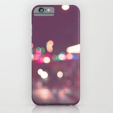 Street Bokeh iPhone 6s Slim Case