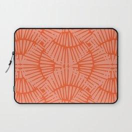 Basketweave-Persimmon Laptop Sleeve
