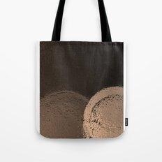 Dark Night Sepia Tote Bag
