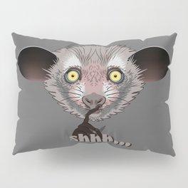 Aye-Aye Lemur Pillow Sham