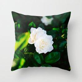 Oklahoma Blooms III Throw Pillow