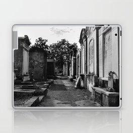 Passage (black and white) Laptop & iPad Skin