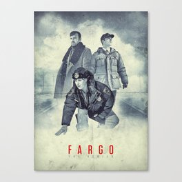 Fargo - The Series Canvas Print