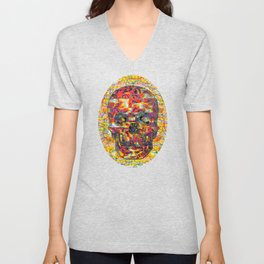 Ticket to Ride (1R) Unisex V-Neck