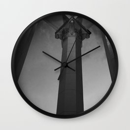 Lair of the Titan Wall Clock