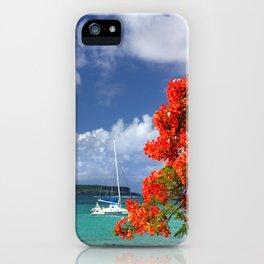 Cap Malheureux iPhone Case