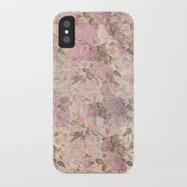 Homespun iPhone Case