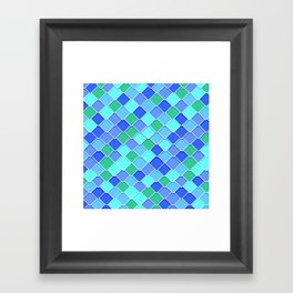 Gaudian Framed Art Print