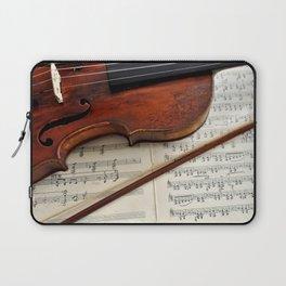 Old violin Laptop Sleeve