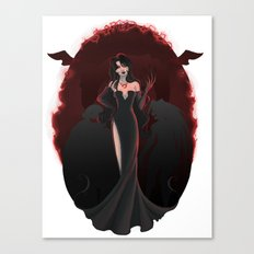 Deadly Trio Canvas Print