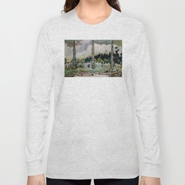 Emily Carr - Tanoo Long Sleeve T-shirt