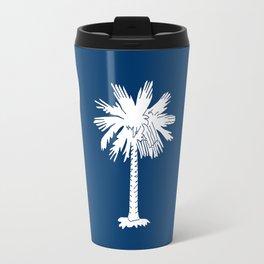 Flag of South Carolina - High Quality image Travel Mug