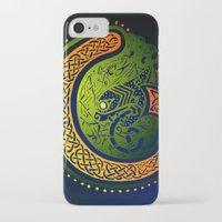 irish iPhone & iPod Cases featuring Irish Twist by Alan Hogan
