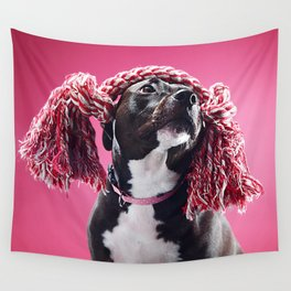 Super Pets Series 1 - Raggedy Lucy Wall Tapestry