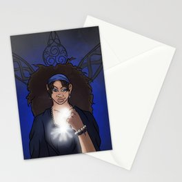The Clairvoyant Raven Stationery Cards