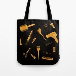 Hair Beauty Tote Bag