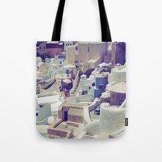 Oia, Santorini, Greece Tote Bag