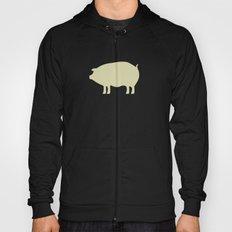 PIG PATTERN Hoody