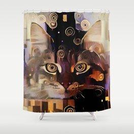 Hypnotique Shower Curtain