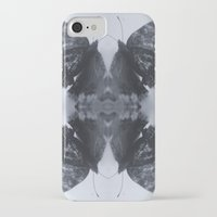 moth iPhone & iPod Cases featuring Moth  by Ali Prentice