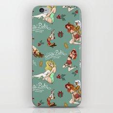 Santa Baby  iPhone & iPod Skin