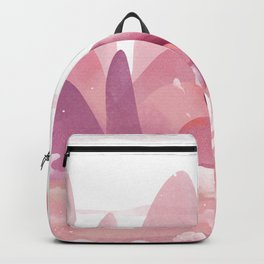 Fly Dolphin In The Sky Backpack