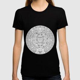 Aztec Cthulhu Vector T-shirt