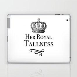Her Royal Tallness Series: V4 Laptop & iPad Skin