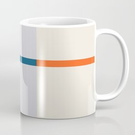 To Me You Are Perfect, Minimalism Art, Simple Graphic Design, Geometric Shapes Abstract Coffee Mug