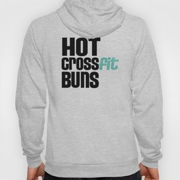 Hot Crossfit Buns Hoody