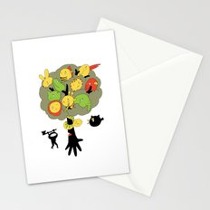 The Ninja Assassin Stationery Cards