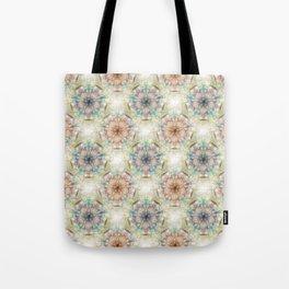 flowerdots Tote Bag