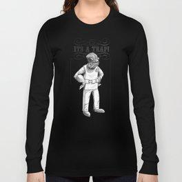 Its a trap - Admiral Akbar Long Sleeve T-shirt