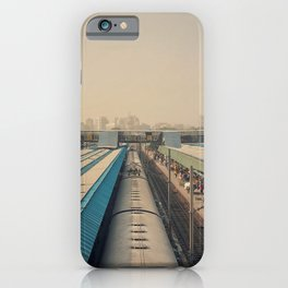Journeying On iPhone Case