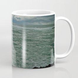 Pacific Ocean in May Coffee Mug