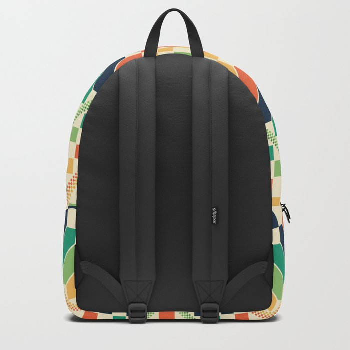 Retrographic Backpack